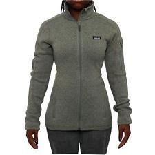 Patagonia Women Women's Better Sweater Jacket Fleece Verdigris
