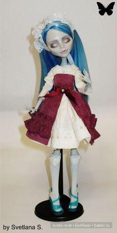 Наряды для кукол монстр хай! / Куклы My Scene, Monster High, Монстер Хай от Mattel / Бэйбики. Куклы фото. Одежда для кукол