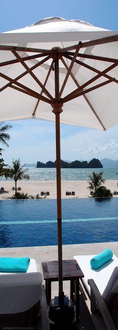 Four Seasons Resort Langkawi...Maldives. ASPEN CREEK TRAVEL - karen@aspencreektravel.com