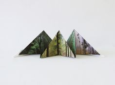 MOUNTAIN & SEA BOOK by Shou-Wei Tsai, via Behance