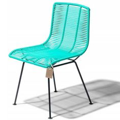 Rosarito Blue Dining Chair