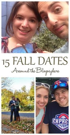 15 Fall Dates From Around the Blogosphere
