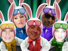 Easter bunny Fun!