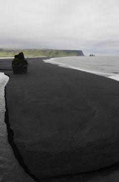 Black Beach // Vik // Iceland