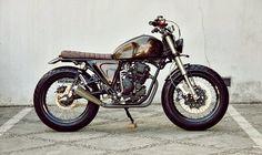 Modif Yamaha Scorpio ala Japstyle