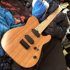 [NGD] Charvel Pro-Mod San Dimas Style 2-7 my first seven string.