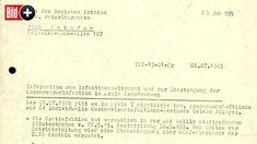 """Das Dokument stammt vom Juli 1985 – aber die Überschrift liest sich wie ein aktueller Lagebericht…Die Akte der Stasi-Hauptabteilung 18 trägt den Stempel """"Nur für den Dienstgebrauch"""" und den Titel """"Information zum Infektionszeitpunkt und zur Übertragung der Coronavireninfektion im Kreis Brandenburg"""".BILD enthüllt exklusiv die Stasi-Akte """"Coronavirus""""! Movies, Movie Posters, Corona, July 25, Brandenburg, Stamps, Word Reading, Photo Illustration, Film Poster"""