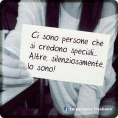 Persone speciali Come te amore mio!!~Special People, How are you my love~