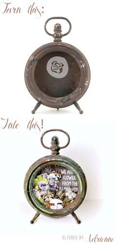 Frame clock adrienneset
