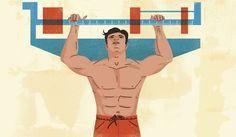 Menos grasa, más músculo
