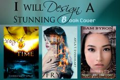 design a stunning book cover by kernia