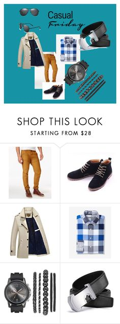 """""""Business Man"""" by distinctivelygiftedladyt on Polyvore featuring American Rag Cie, Express, men's fashion and menswear"""