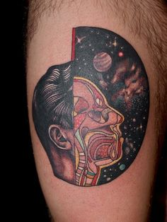 20 Unusually beautiful tattoos by Pietro Sedda