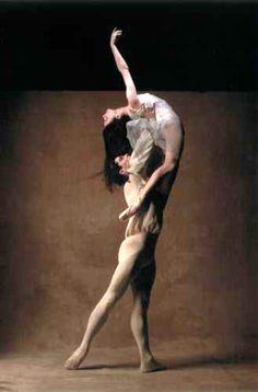 Roberto Bolle & Alessandra Ferri ♥ Wonderful! www.thewonderfulworldofdance.com #ballet #dance