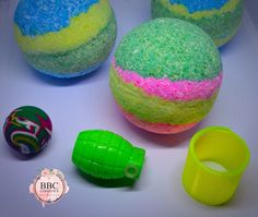 These are fun bombs which contain a surprise toy inside once the bomb has dissolved Bath Bombs, Toys, Fun, Activity Toys, Toy, Bath Bomb, Funny