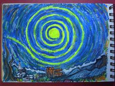 like 'The starry night'