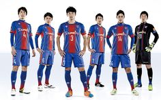FC Tokyo / FC東京 (J1) 2015 Umbro Home