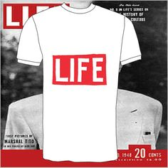 Life t-shirt from www.etsy.com/shops/snollygoster  cool hand drawn tees