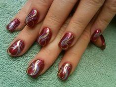 flammable by aliciarock - Nail Art Gallery nailartgallery.nailsmag.com by Nails Magazine www.nailsmag.com #nailart