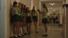In between jobs I get to noodle around. I've finally pulled some frames together from Puberty Blues, a television series that I shot using vintage optics. For any that are interested in vint… Boarding School Aesthetic, Girls Boarding Schools, Private School Girl, Old Money, Lolita, Catholic School, Film Aesthetic, School Uniform, Gossip Girl