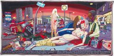Grayson Perry tapestries find permanent home - News - Art Fund