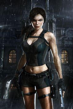 Tomb Raider: Underworld , Lara Croft