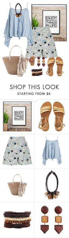 """The Shoes Make the Outfit👢👡👠"" by parnett ❤ liked on Polyvore featuring Billabong, Bottega Veneta, Sans Souci, Eskandar and MANGO"