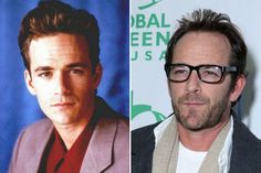 Luke Perry Beverly Hills 90210. Dylan McKay