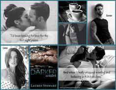 Nancy's Romance Reads: Book Review: DARKER WATER by Lauren Stewart