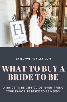 Wedding Happy, Buy All The Things, Getting Engaged, Bride Gifts, Got Married, Gift Guide, Bridal Shower, Happy Marriage, Shower Party