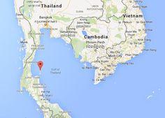 ko Pha Ngan map