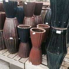 The Pottery Outlet at The Barn Nursery, Chattanooga, TN 031414