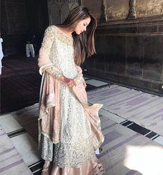 The gorgeous #AlyzehGabol looks ravishing in #RemaShehrbano at the  #PakistanJournal #ThePakistanJournal #Pakistan #Karachi #Lahore #Islamabad