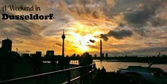 A Weekend in Dusseldorf - Why you should go (article)
