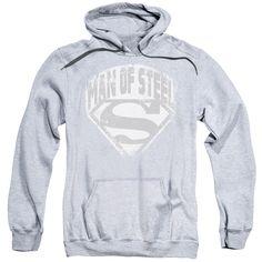 Superman Man of Steel Hoodie