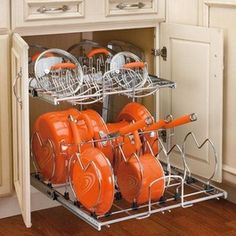 Cabinet and Drawer Organizers : Find Lazy Susans, Utensil Trays, Pullout Drawers and Can Racks Online