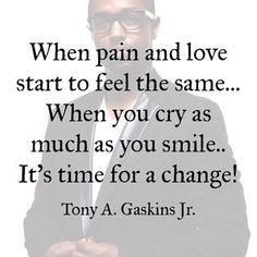 Tony A. Gaskins Jr | Facebook