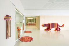 Hospital Sant Joan de Deu in Barcelona by Rai Pinto and Dani Rubio