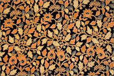 Picture of Image of Indonesian batik sarong pattern.