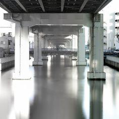 Komatsugawa Line reflection (小松川線)