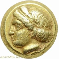 Ancient Greek: IONIA. Phokaia. EL Hekte (Circa 478-387 BC).Gold Oro Or #450