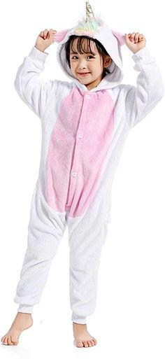 Neuf Filles Licorne Survêtement Kids Lounge Pantalon De Survêtement Porter à Capuche Cadeau de Noël de Noël