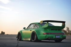 What's it like to drive a super widebody Rauh Welt Porsche? Speedhunters has a report right here on piloting one of the RWB Porsche 911, My Dream Car, Dream Cars, Rauh Welt, Street Racing Cars, Bmw 328, Ferrari F430, Lamborghini, Cars