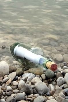 Message In A Bottle Marine Photography, Photography Ideas, Nicholas Sparks, Message In A Bottle, Old Bottles, Am Meer, It Cast, Poster, Bgm