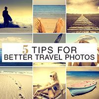 Adventure Chic - a blog full of travel tips and ideas for looking fabulous on the fly | 5 Tips for Better Travel Photos