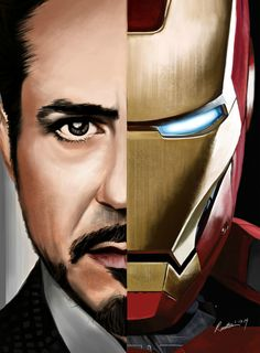 Truth is...I am Iron Man by RenatusArts on DeviantArt