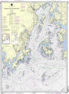 NOAA Nautical Chart