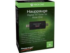 Hauppauge - Digital USB TV Tuner for Xbox One - Black - AlternateView12 Zoom