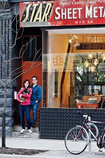Mazaar lebanese restaurant windsor one stop design - Maison moderne toronto par studio junction ...