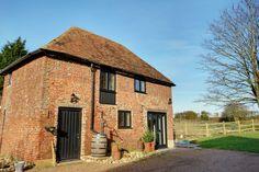 De vakantie doorbrengen in landelijk Engeland. Wat denk je van dit leuke vakantiehuis in de regio Kent ?